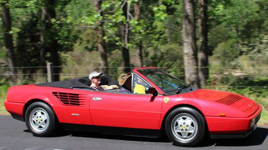 Six Bridges of Sydney Ferrari Joy Ride - 60 Minutes