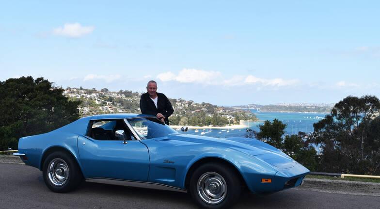 1973 Corvette Stingray Full Day Hire Seaforth NSW