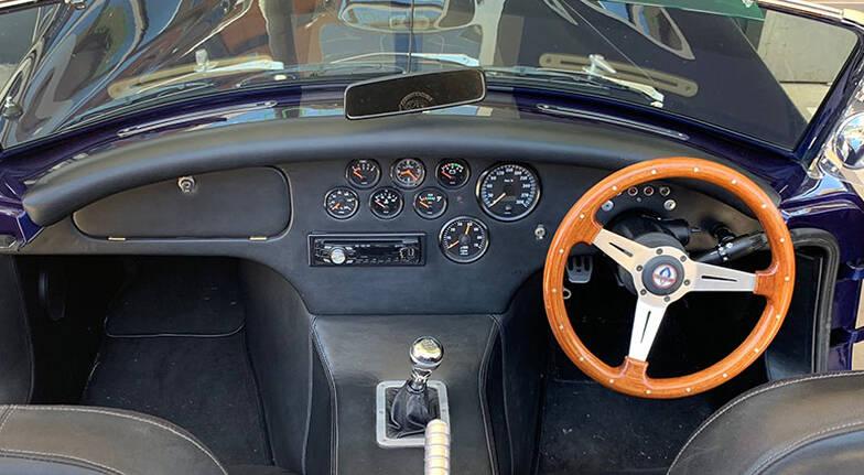 2000 AC Cobra Full Day Hire  Sydney