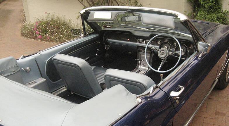 1967 Mustang GT350 Convertible  Adelaide