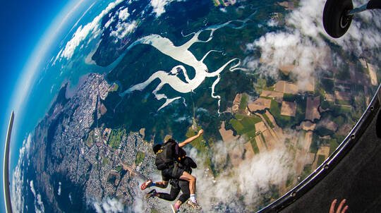 Tandem Skydive Over Cairns - Up To 15,000ft