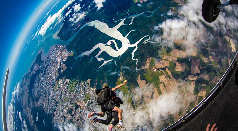 Skydive Over Cairns - 15,000ft