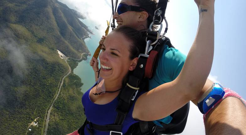 Tandem Skydive Over Airlie Beach - Up To 15,000ft