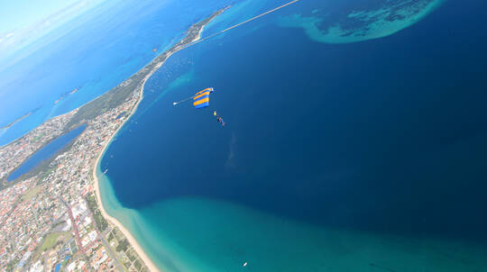 Tandem Skydive Over Rockingham - Up To 15,000ft - Weekday