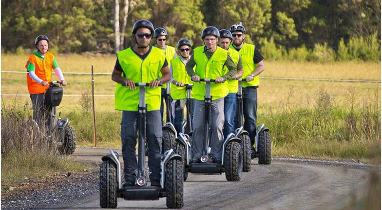 Yarra Valley Vineyard Segway Tour  For 2