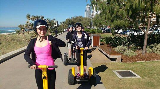 Gold Coast Broadwater Parkland Segway Tour - 60 Minutes