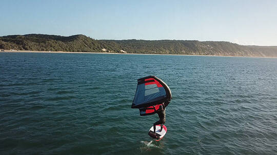 Brisbane Private Wing Foiling Lesson - 2 Hours