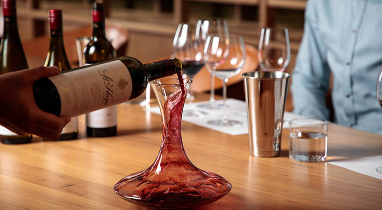 St Hugo and Riedel Masterclass with 4 Course Meal - For 2