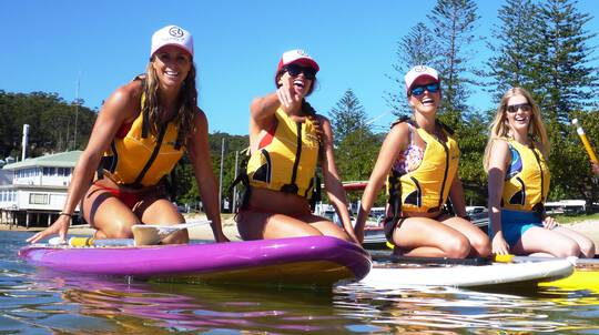 Stand Up Paddle Board Rental - 2 Hours