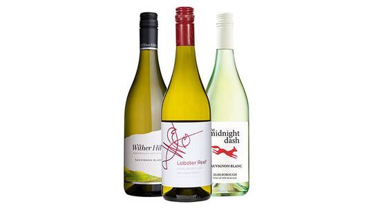Marlborough Sauvignon Blanc Trio