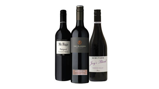 Red Wine Triple Pack