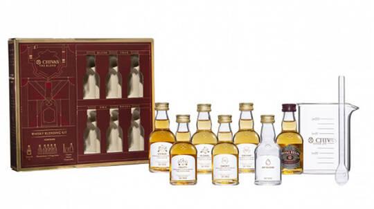 Chivas Regal Whisky Blending Gift Kit