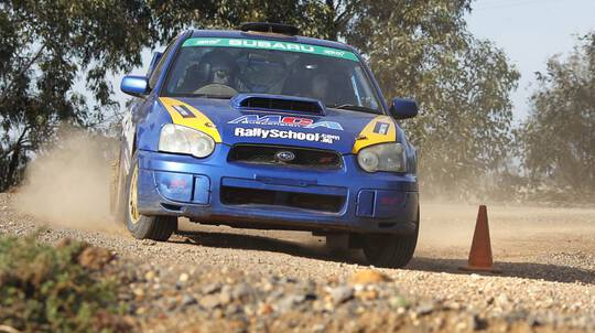 Rally Drive with Hot Lap Experience - 13 Laps - Perth