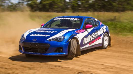 Rally Drive with Hot Lap Experience - 9 Laps - Perth
