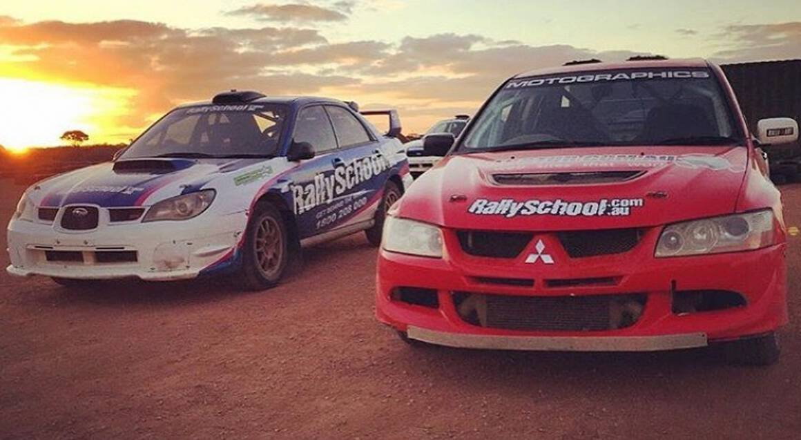 Rally Drive 2 Cars with Hot Lap - 17 Laps - Adelaide