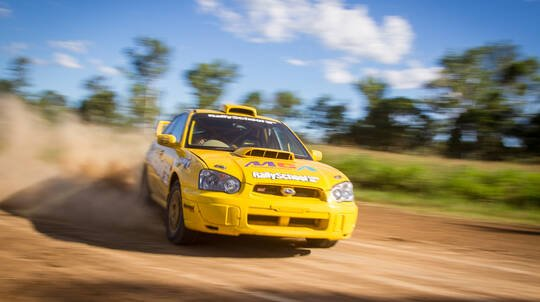 Rally Driving 3 Hot Laps - Hunter Valley