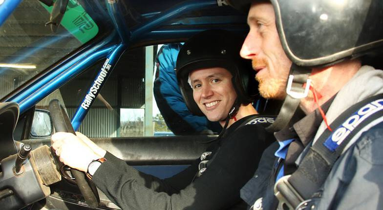 Rally Drive with Hot Lap Experience - 13 Laps - Tailem Bend