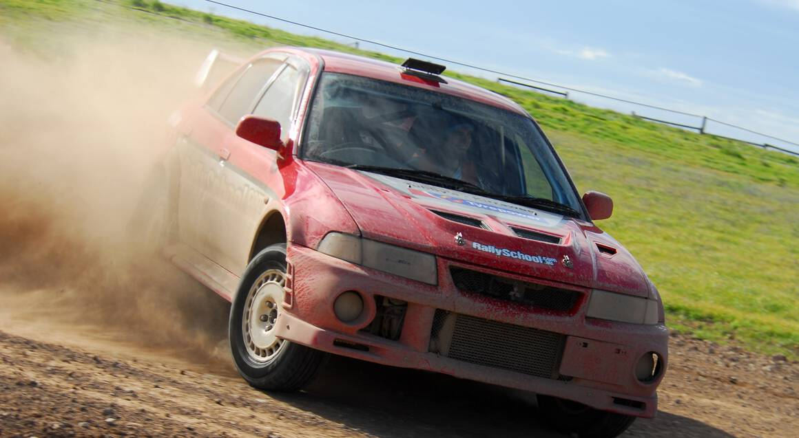 Turbo Rally Drive 17 laps - Weekend