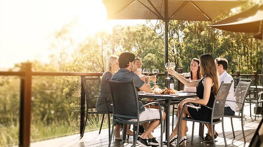 Winery Tour and Tasting with 3 Course Lunch and Wine - For 2