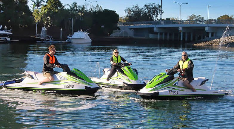 Broadwater Jet Ski Adventure Tour - For 2
