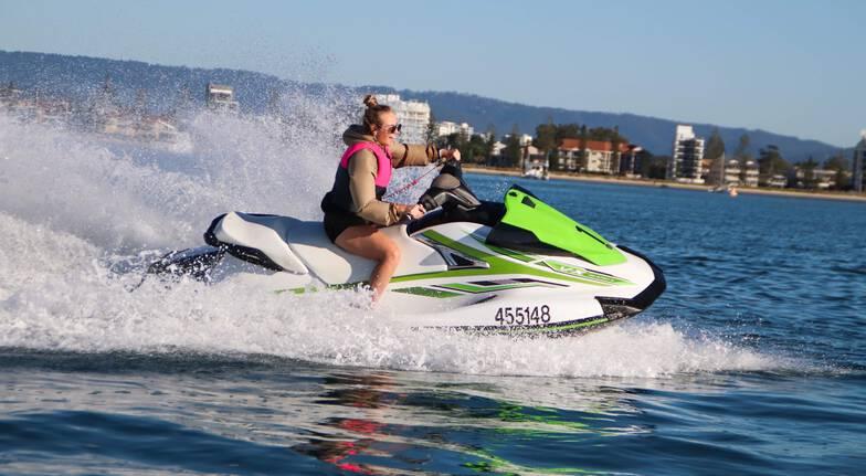 Broadwater Jet Ski Adventure Tour  For 2