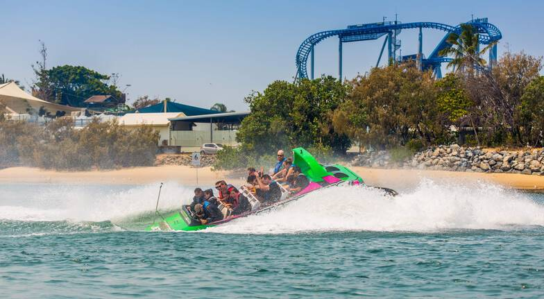 Jet Boat Ride and Jet Ski Hire  For 2