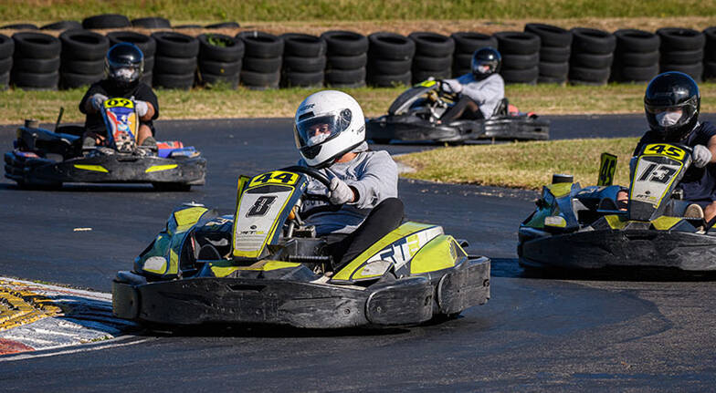 9HP Karting Experience at Eastern Creek - 30 Minutes