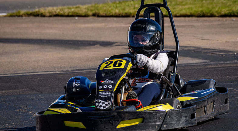 Cadet Karting Experience at Eastern Creek For Kids