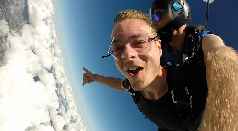 Proposal Package: Skydive Over The Beach - Wollongong