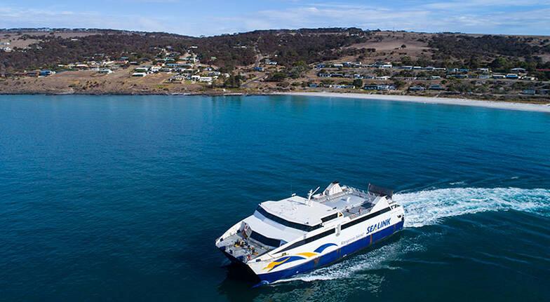 2 Night Kangaroo Island Studio Stay with Ferry Transfers