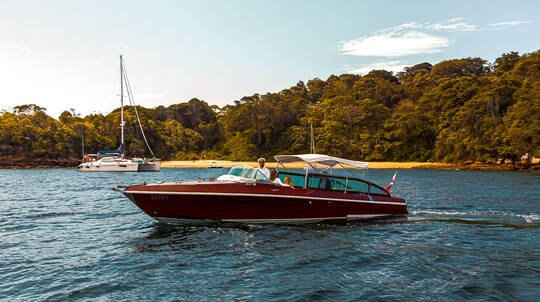 Private Sydney Harbour Cruise with Drinks and Hamper - For 6