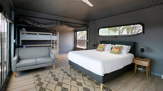 2 Night Rottnest Island Superior Glamping Stay - for 2