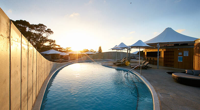Overnight Rottnest Island Superior Glamping Stay  For 2