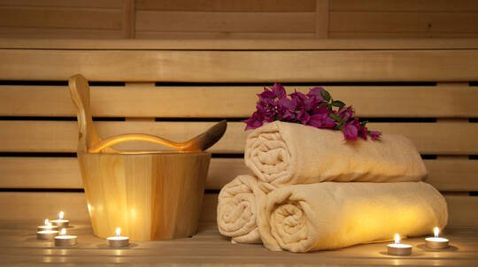 Detoxing Sauna, Floatation Tank and Salt Therapy Package