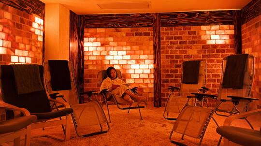 Salt Therapy Experience - For 2