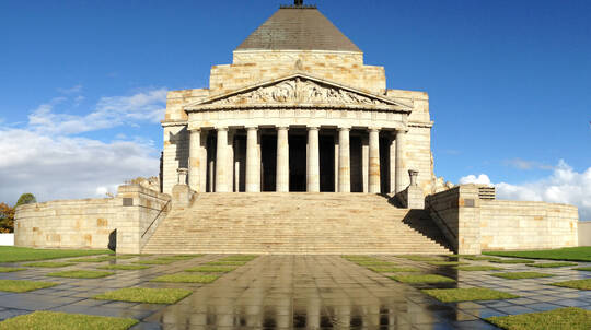 Shrine of Remembrance Tour - 45 Minutes - For 2