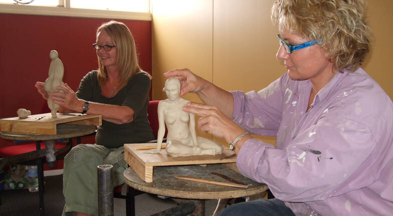 Introduction To Sculpture Workshop