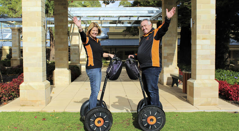 Segway Winery Tour in Barossa Valley - 1 Hour