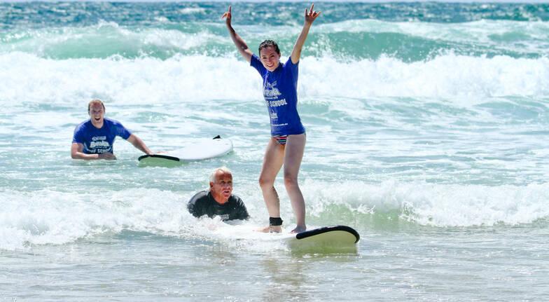Beginner Surf Lesson - 2 Hours