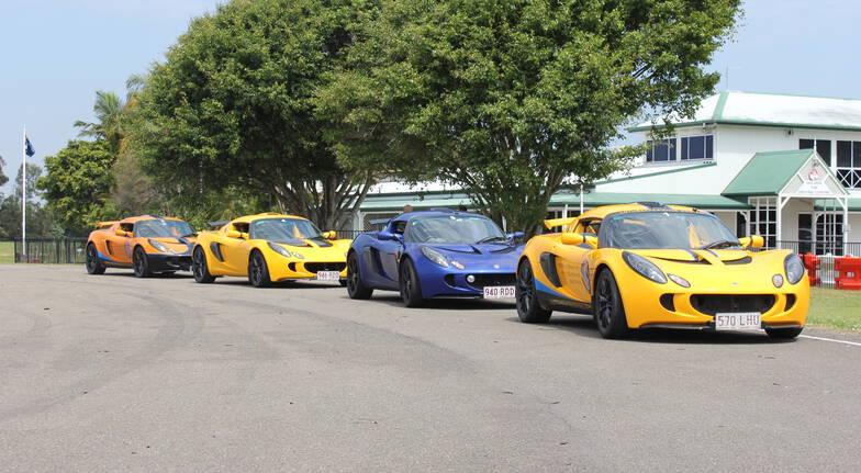 Lotus Exige Hot Lap Experience - Queensland Raceway - 3 Laps
