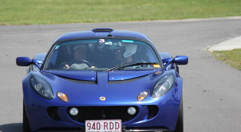 Lotus Exige Driving Experience - Norwell - 10 Laps