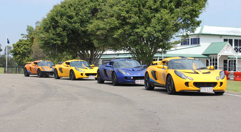 Lotus Exige Hot Lap Experience - Norwell - 3 Laps