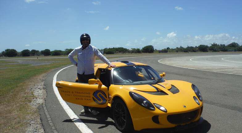 Lotus Exige Driving Experience - Norwell - 5 Laps