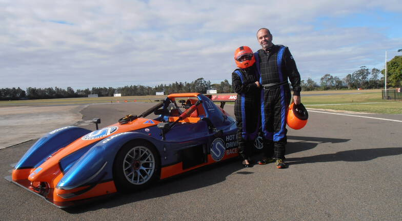 Radical Race Car Driving Experience  Norwell  5 Laps