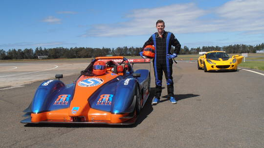 Radical Race Car Driving Experience - Norwell - 8 Laps