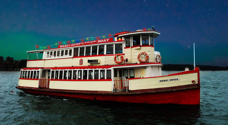 Vivid Dinner Cruise on a Traditional Wooden Ferry - Child
