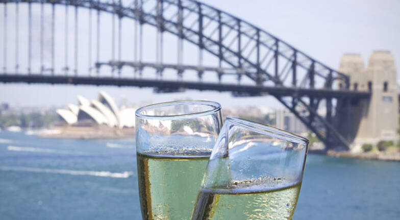 Convicts, Castles Sydney Harbour Tour with Drinks - For 2
