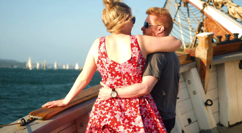 Tall Ship Canape Cruise, Drinks Package and Music - Adult