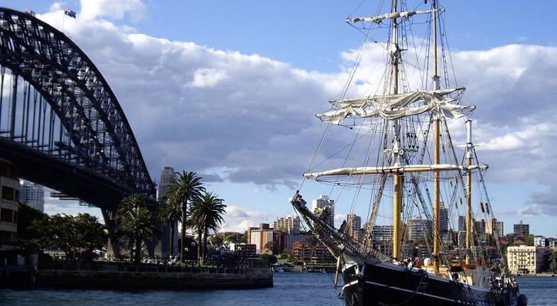 Tall Ship Brunch Cruise with Drinks - 2 Hours