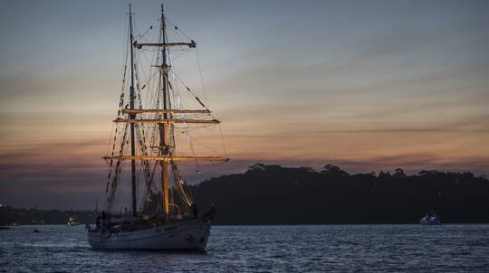 Twilight Tall Ship Cruise - For 2